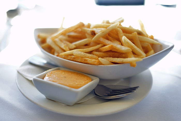 C Restaurant Chips