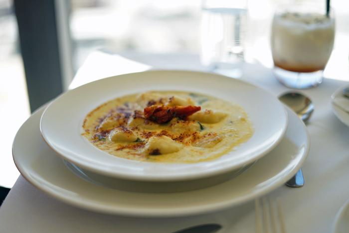 C Restaurant Gnocchi