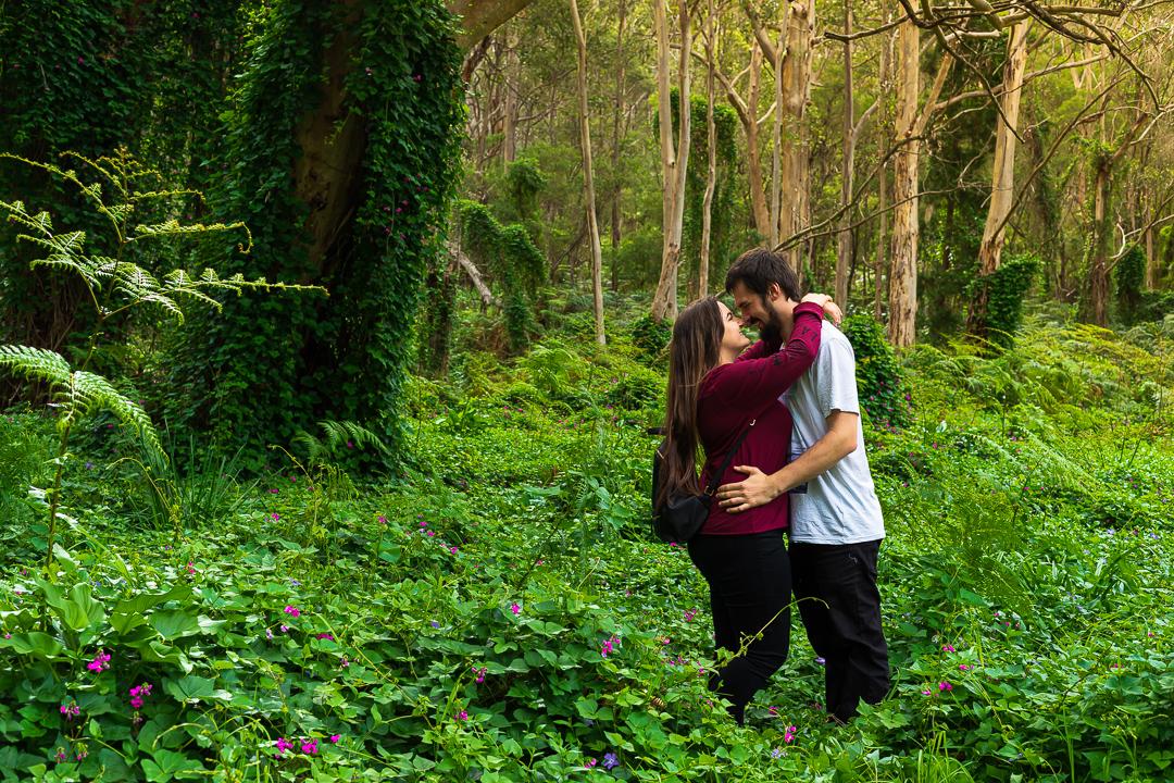 hamlin bay couple photo