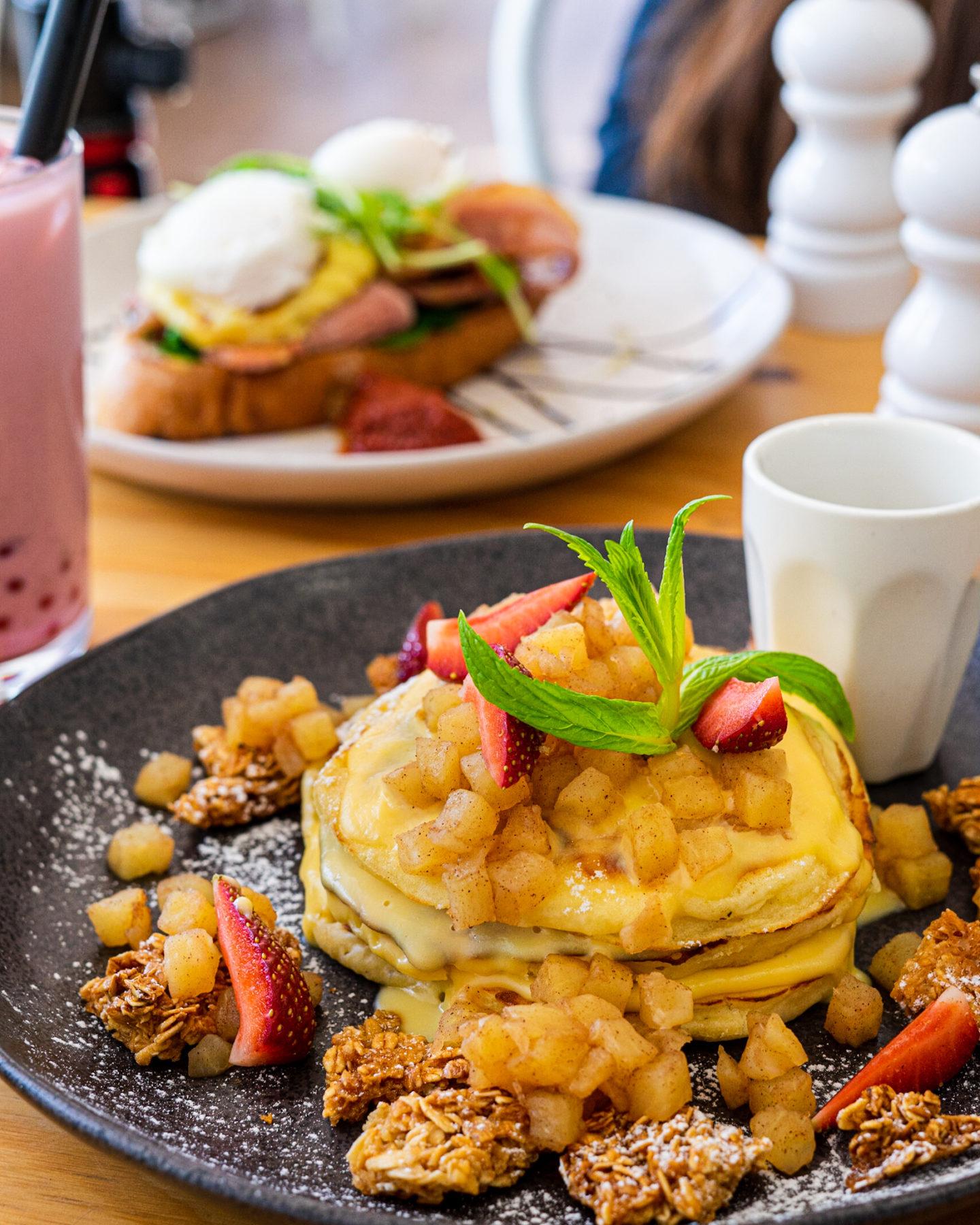 buttermilk pancakes perth