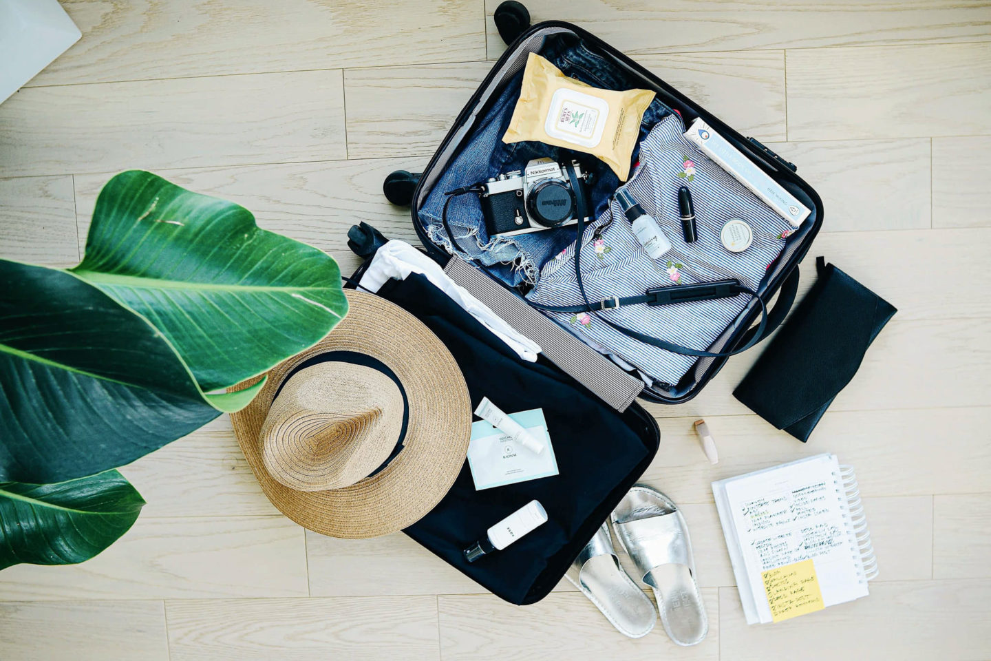 5-essentials-pack-in-suitcase